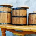 Деревянные кадки и кадушки и их применение