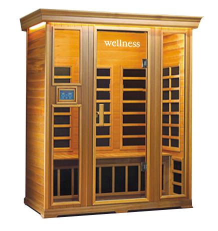 Инфракрасная кабина Wellness LH-903D