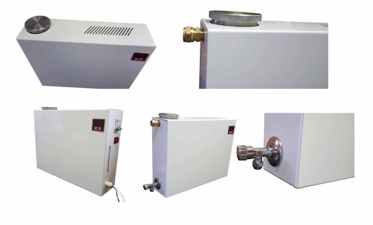 Парогенератор для кедровой бочки накопительный ПГН 2.0 кВт