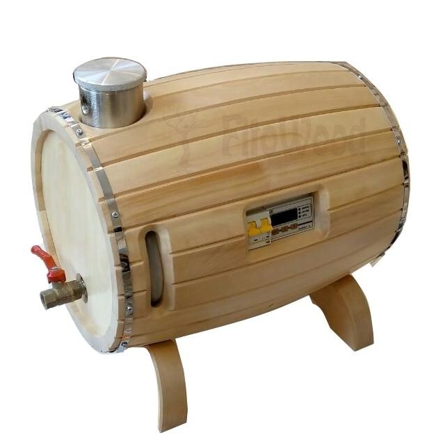 Парогенератор накопительный в форме бочонка ПГН 2 кВт