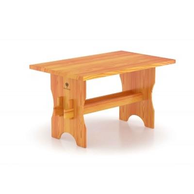 Стол для бани 1,30х0,80 м из лиственницы