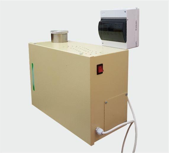 Парогенератор для кедровой фитобочки накопительный ПГН-Ратар 2 кВт