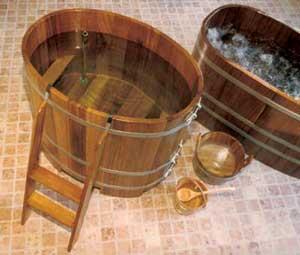 Купель из дуба 160х95 овальная доставка в москве фитовудКупель из дуба 160х95 овальная доставка в москве фитовуд